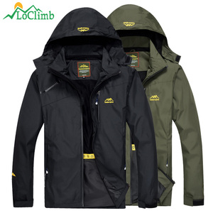 LoClimb Camping Hiking Jacket