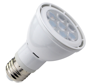 ERP led par20 7w spot. indoor, 24/38 degree 3000k 4000k 5000k SMD 3030 7w replaces 50w incandescent lamp image