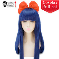 HSIU Pipimi Cosplay Wig Sets POP TEAM EPIC Costume Play Sailor suit Japanese style student Halloween Costumes free shipping