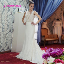 LEIYINXIANG Wedding Dress Bride Gown Backless