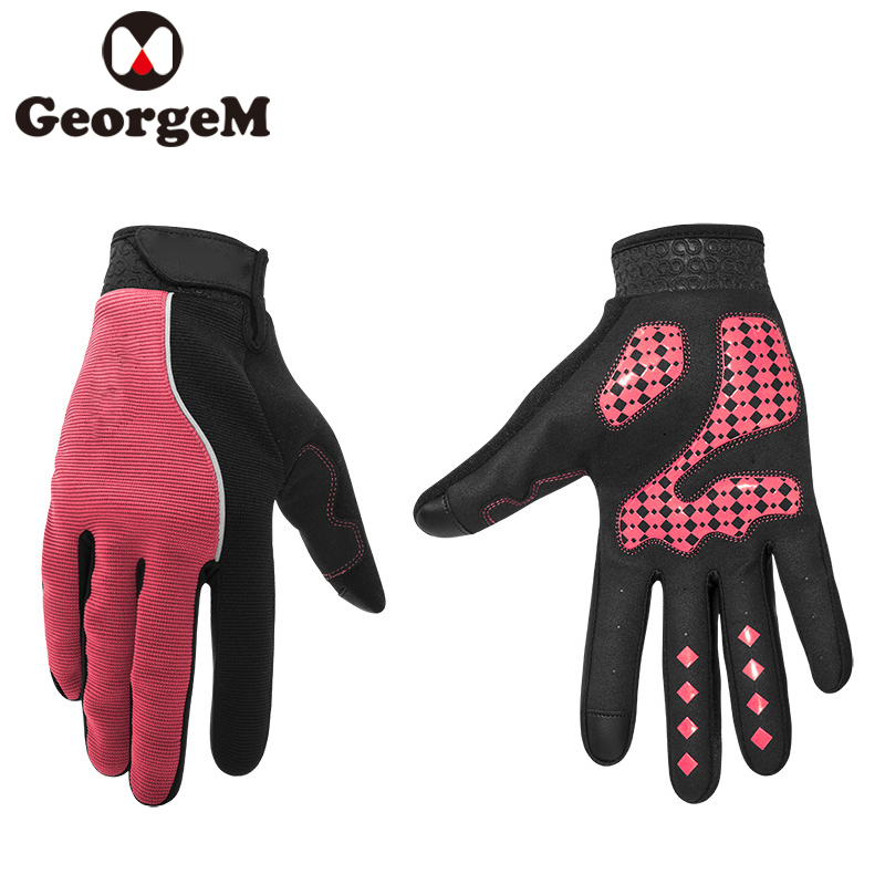 Bicycle Riding Glove MTB Road Bike Glove Outdoor Sport Fitness Gloves Cycling Touch Scre ...