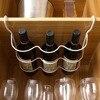 Rack porte-bouteille idéal pour réfrigérateur 2