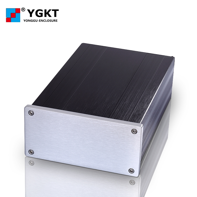 145x68-220 mm (W-H-L) diy amplifier chassis diy box aluminum enclosure 145x68 220 mm w h l diy amplifier chassis diy box aluminum enclosure