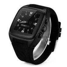 S mart w atch x01บลูทูธsmart watch mtk6572 dual core android 5.1 ram 512เมกะไบต์รอม4กรัมpedometer wifi s mart w atchสำหรับios a ndroid