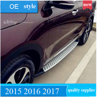 Strong Side Step Nerf Bar Running Boards For KIA Sorento 2015 2017 Powerful Enough Can Stand