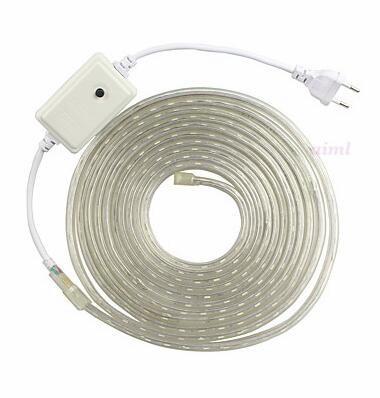 Fabriek directe verkoop Waterdichte Touw licht voor outdoor 5050 band tuin licht Boom Kerstverlichting RGB controller Strip - 3