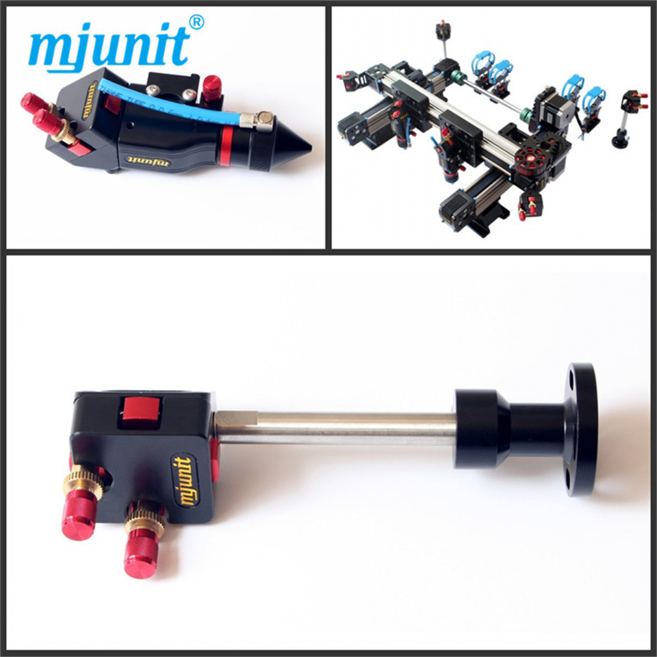 Co2 laser machine parts including laser head mirror mounts tube  support belt fixutre speed reducer gears the rail of laser machine 1490 include belt bear wheel motor motor holder mirror holder tube holder laser head etc