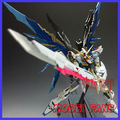 MODEL FANS INSTOCK finished Gundam MB freedom Coloration 1/100 MB style Destiny toy gift action figure