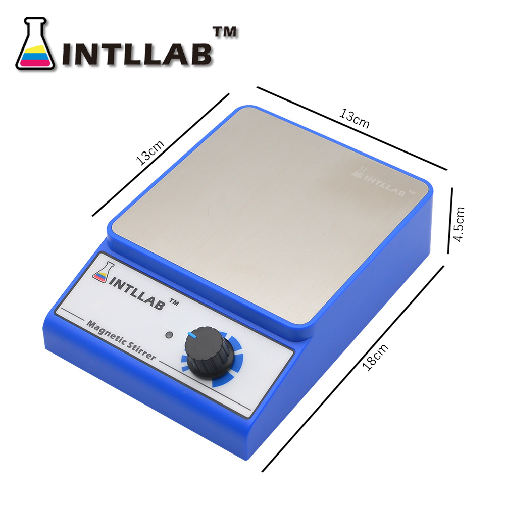 Image 2 - Magnetic Stirrer Magnetic Mixer with Stir Bar 3000 rpm Max Stirring Capacity: 3000ml-in Educational Equipment from Office & School Supplies