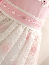 Flower Lace Girl Dress