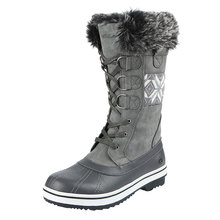 NORTHSIDE Women Non-Slip Keep Warm Snow Boots Hiking Shoes