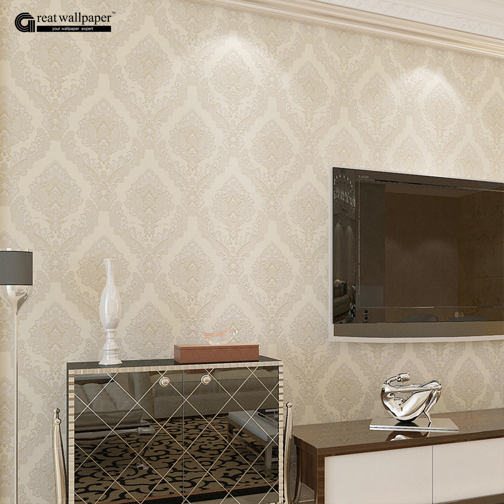 Online Shop Luxury Classic Wall Paper Home Decor Background Wall