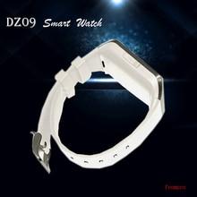Smart watch dz09 für android & ios unterstützung smi/tf männer bluetooth armbanduhr smartwatch telefon pk leomf gv18 gt08 gv09 m26