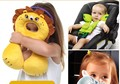 Happy Cherry car-styling with many kinds of colorful Cartoon Car Seats Neck pillow Headrest cushion for 1-4 years Baby