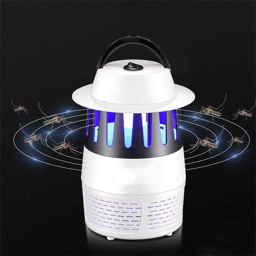 USB Electronic LED Mosquito Killer UV Light Electric Trap Mos
