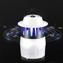 USB Electronic LED Mosquito Killer UV Light Electric Trap Mosquito Fly Insect Killer Lamp For Indoor Bedroom Kitchen Night Light