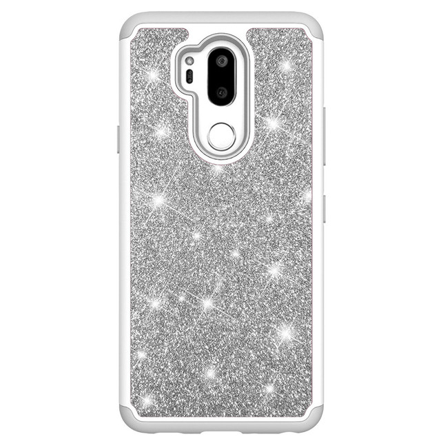 Grey Phone case lg k20 5c64f48294943