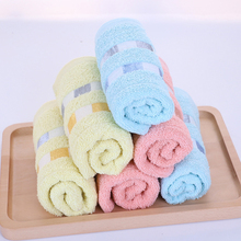 Towel Facecloth Young Series Cotton Absorption Water High Quality Swimming Bath Spa Face Towels D20