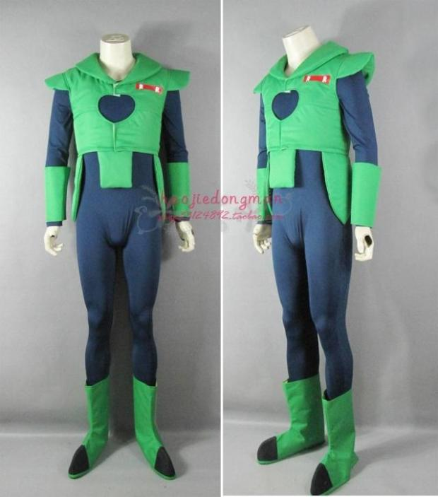 Offre spéciale! Dragon Ball androïde 16 Costume Cosplay