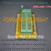 Original HI-LO GANG-08 Programmer Adapter Socket HEAD-DIP40