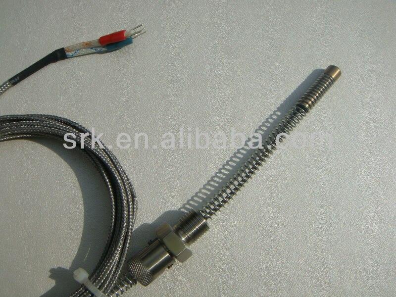 8*30 мм Промышленные термопары J Тип штык Тип