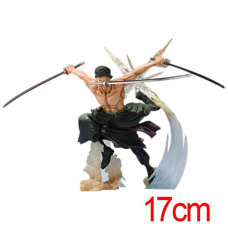 Anime One Piece Figure Toy Roronoa Zoro Onepiece Roronoa Zoro Action Figures Model Toys Brinquedos