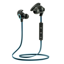цена на Wireless Bluetooth Earphone Sport Music Bluetooth V4.1 Headphone Sweatproof Headset with Mic Stereo Earbuds for iPhone Xiaomi
