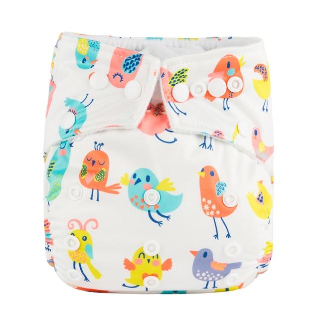 Babyland Pretty Pocket Baby Cloth Diaper Microfleece Diapers Best