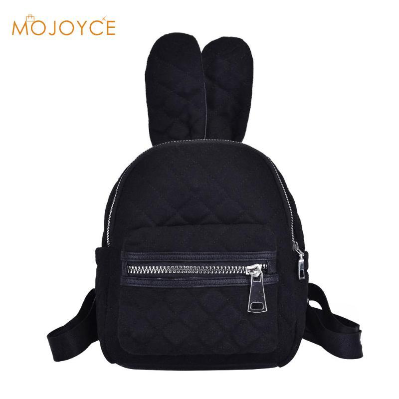 9e1766453b Backpacks Cheap Backpacks 2019 Cute Rabbit Ears Mini Backpacks for.We offer  the best wholesale price