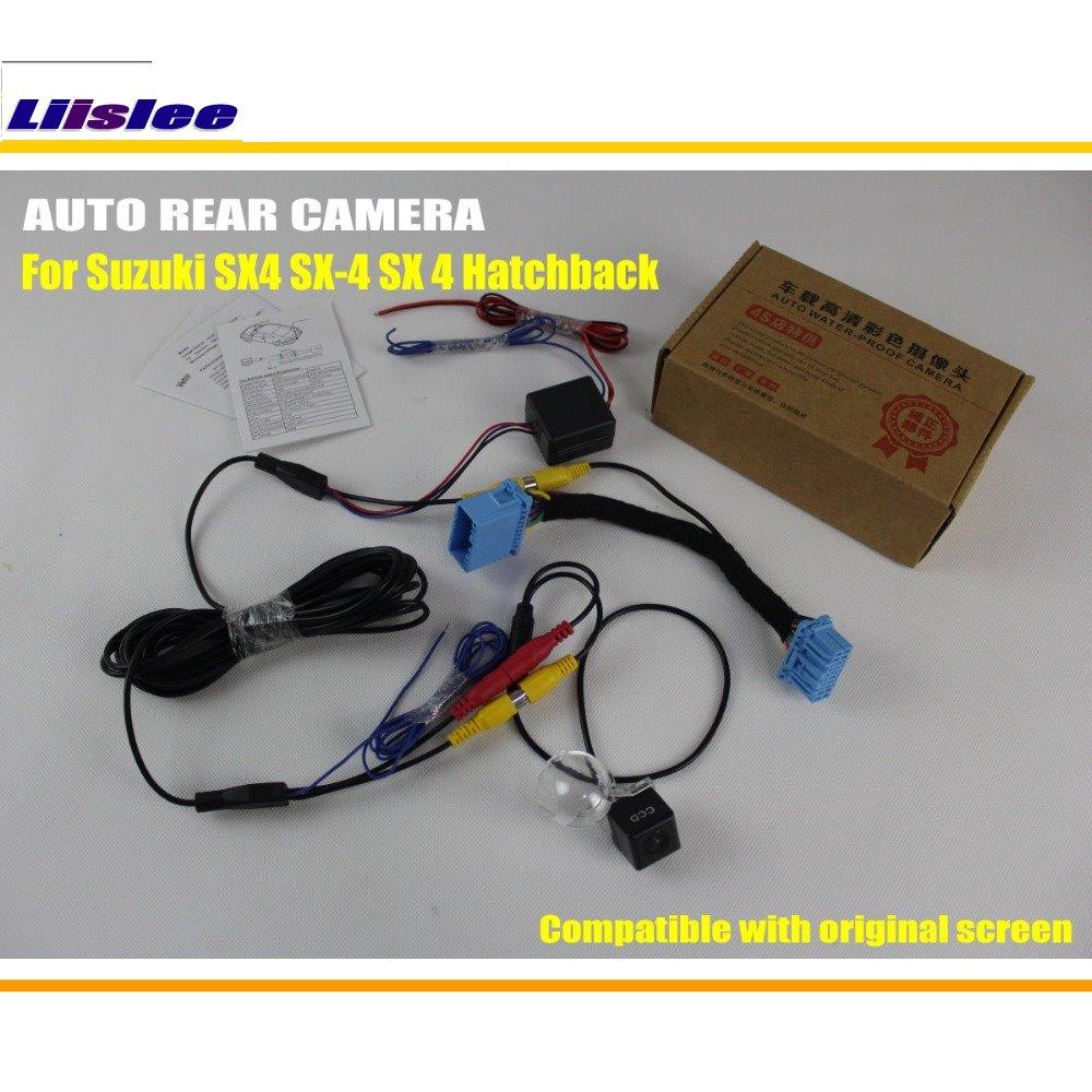 Cámara de visión trasera para el automóvil Liislee / Juegos de - Electrónica del Automóvil - foto 2