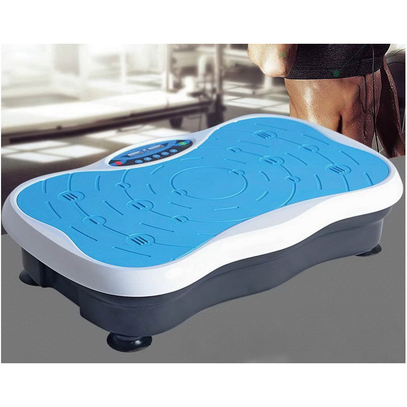 Vibration In Foot >> Us 197 98 Aliexpress Com Buy O006s Free Shipping Vibration Plate Exercise Body Vibration Plate Weight Loss Vibrating Foot Massage Machine From