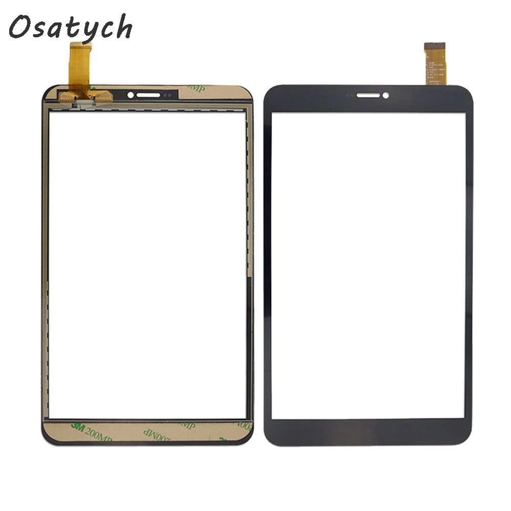 Tablet Touch for Tesla Neon 8.0 Touch Screen Digitizer Touchscreen Glass Replacement Repair Panel replacement lcd digitizer capacitive touch screen for lg vs980 f320 d801 d803 black