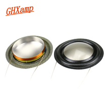 مكبر صوت لإصلاح سماعات B & W 25.9 مللي متر 1.02 بوصة ملف الصوت 8ohm 26 الأساسية التيتانيوم الحجاب الحاجز حساسية عالية نفس الجانب 1 أزواج