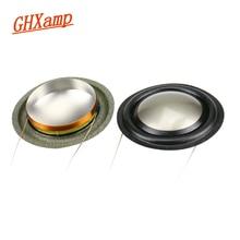 For B&W Speaker Repair 25.9mm 1.02inch Tweeter Voice coil 8ohm 26 Core Titanium Diaphragm High Sensitivity Same Side 1Pairs