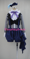 3th Book of Circus Ciel Phantomhive Cosplay Costume From Black Butler Cosplay