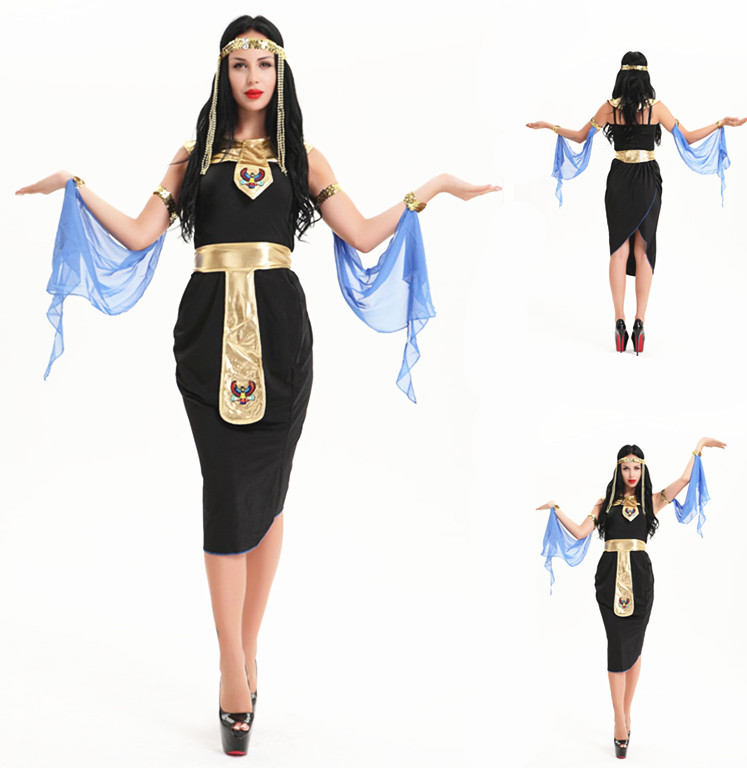Online Buy Wholesale egyptian halloween costumes from China ...