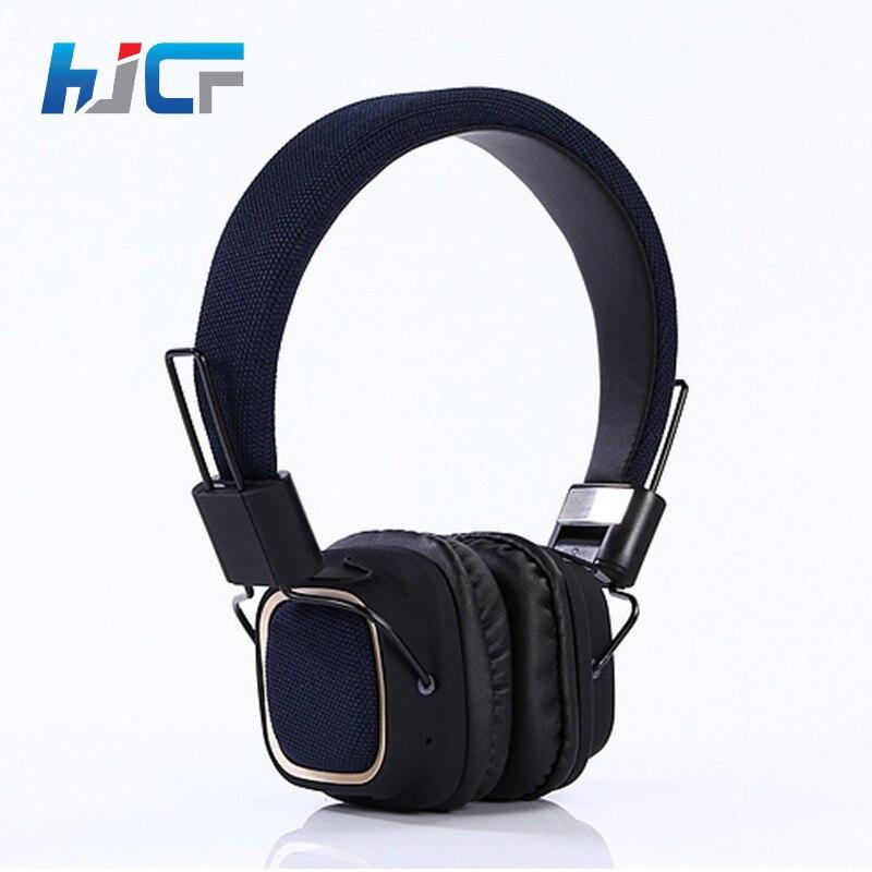 Top Selling HJCF Wireless Headphones Stereo Bluetooth V4.2 Headset Noise Cancelling Soft Sponge Earmuffs BT-019