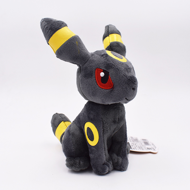 Аниме игрушка Покемон Иви Умбреон 20 см 1