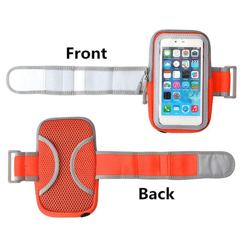 Arm Bag Pack Armband Package Case Holder Outdoor Running Cycling Sports Waterproof For Mobile Phone YS-BUY