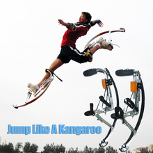 Moon Jumper Child / Adult Jumping Stilts Kangaroo Shoes Men Women Fitness Exercise Powerbocking Bouncing Shoes Pogo Sticks