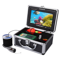 GAMWATER 7 Inch Color Monitor 15M 20M 30M 50M1000tvl Underwater Fishing Video Camera Kit Supports Video