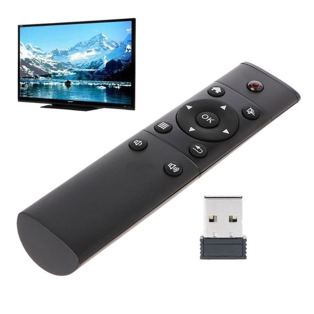 Onsale 1pc Wireless 2.4GHz Air Mouse Remote Control For XBMC KODI