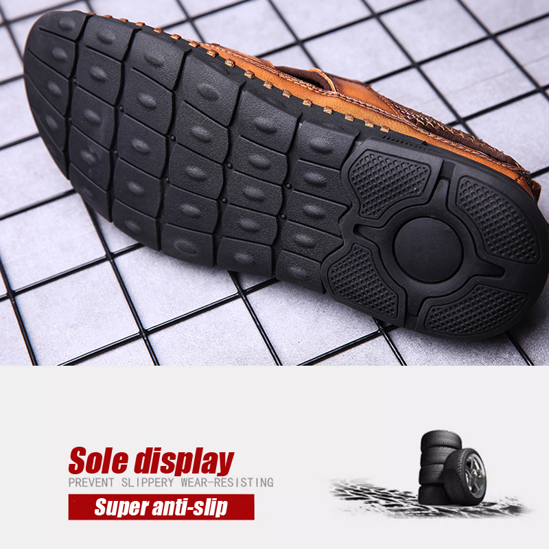 YIGER New men sandals man Mesh shoes big size men casual sandals man beach sandals summer male Soft bottom non slip shoes 292 in Men 39 s Sandals from Shoes