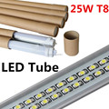 25PCS LED Tube 25W 4ft T8 Double Line LED Lamps Replacement 50W Fluorescent Tubes 1200mm Warm/Cold White SMD 2835 LED tube Light