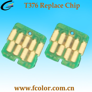 100 Piece Compatible Chip T376 Ink Cartridge Chip For PM525 PM-525 Printer Replace chip
