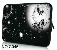 Hot Starry Butterfly Laptop Sleeve Bag Case Pouch For 10 1 11 6 12 13 3