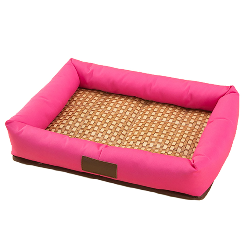 Venxuis Summer Ice Cooling Cat Dog Mat Comfortable Linen Cat Dog Pad Crates And Beds Keep Cooling Kennels For Dogs