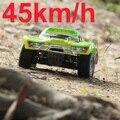 Alta Velocidade de 45 km/h Eletrônico WL Wltoys A969 Carro de Controle Remoto Carro 1:18 corridas de Carro Do RC 4WD 2.4 GHz Brinquedos VS S911 A959 RC CARRO Deriva