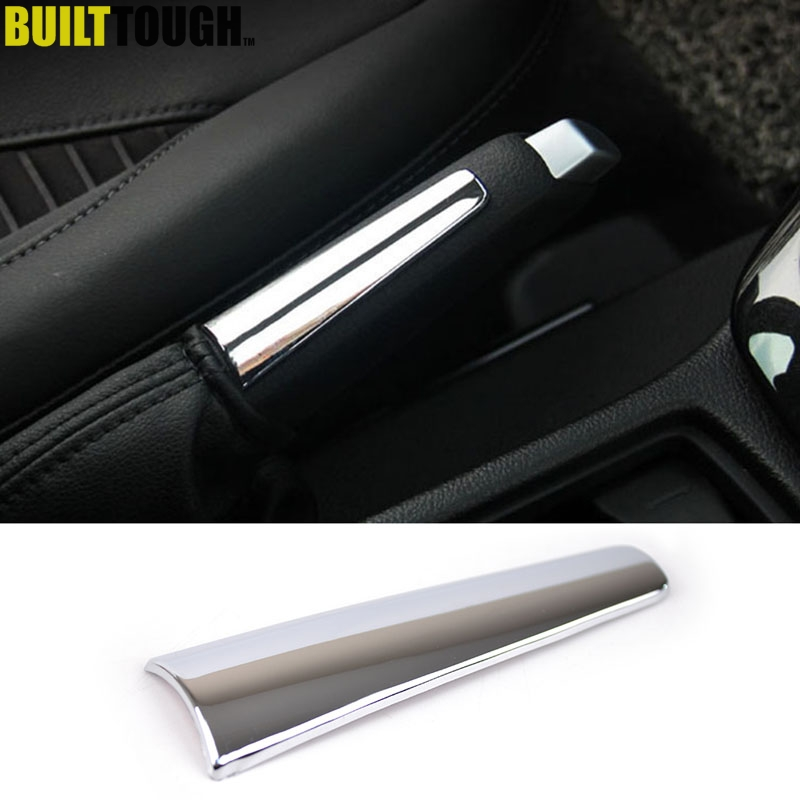 For Ford Focus 2012-14 Chrome 4 Door Handle Covers W//Out Passenger Keyhole