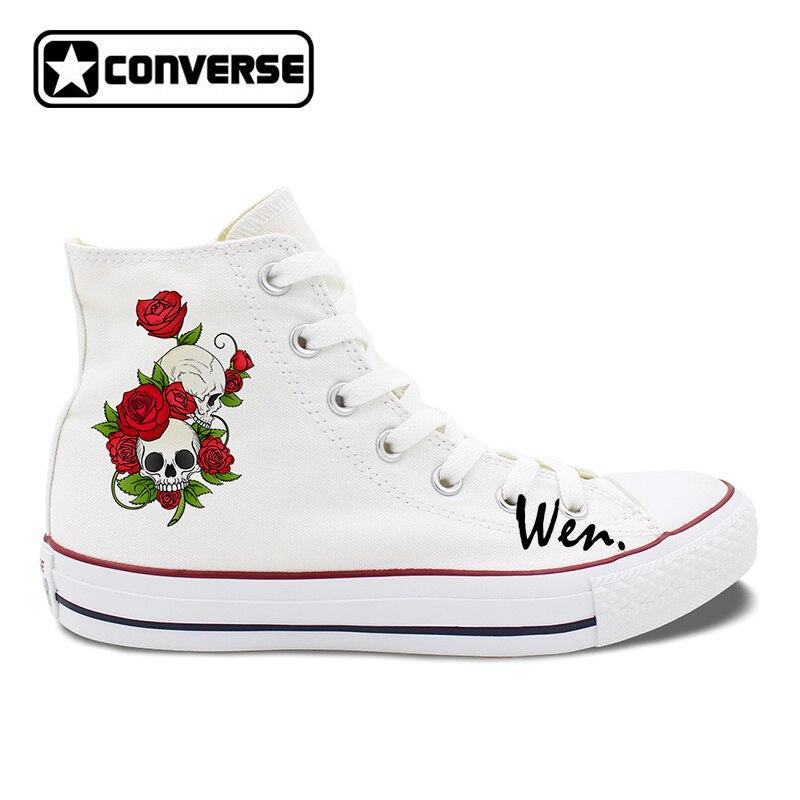 converse fiori uomo